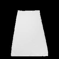 White Microfiber White Fitness Towel Thumb