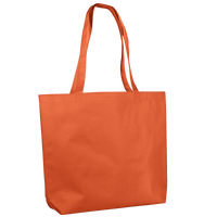 Orange Suburban Tote Thumb