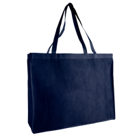 Navy Blue Convention Tote Plus Thumb