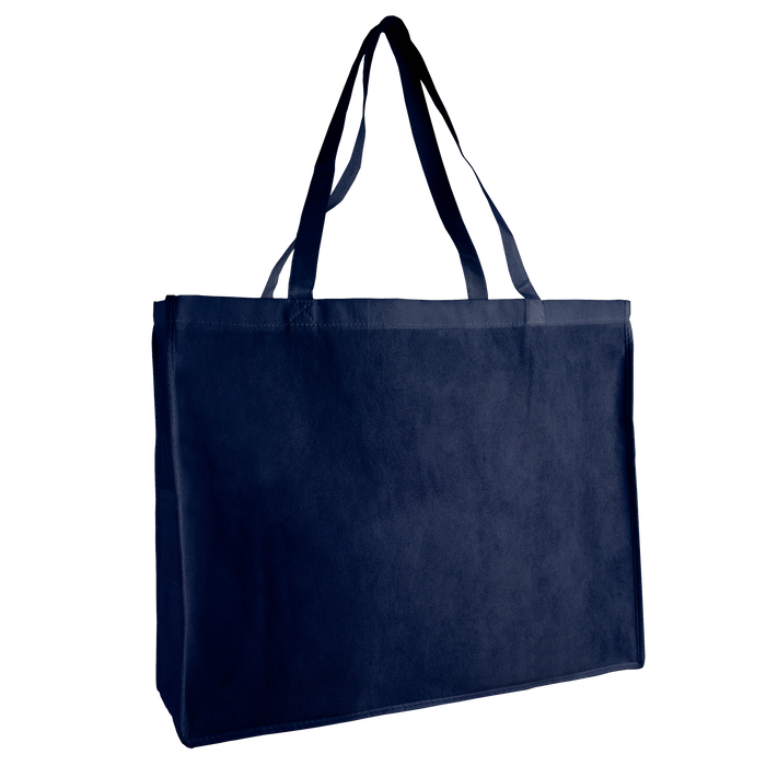 Navy Blue Convention Tote Plus