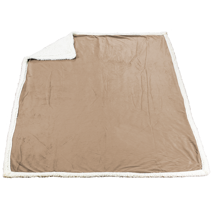 Camel Denali Standard Throw Blanket