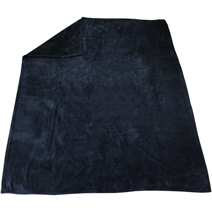 Black Nomadic Fleece Blanket