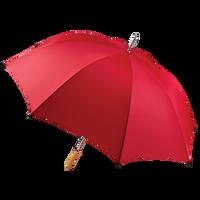 Red Jupiter Umbrella Thumb