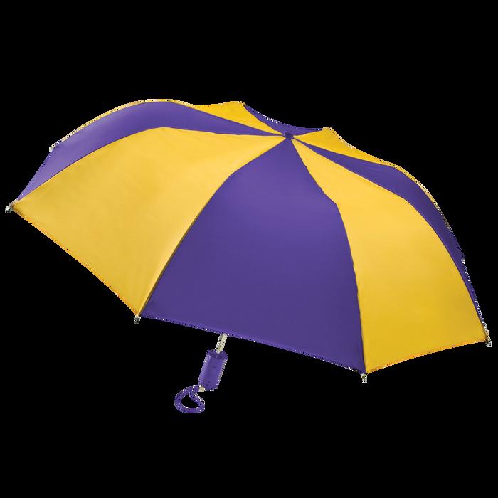 Purple/Gold Classic Umbrella