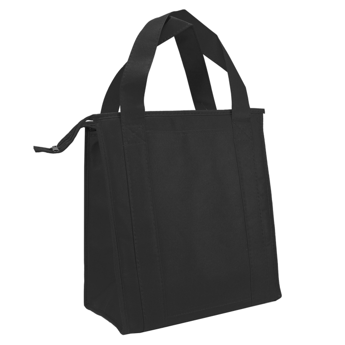Black Standard Insulated Cooler Tote