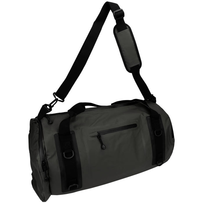 Black The Adventure Duffel Drybag