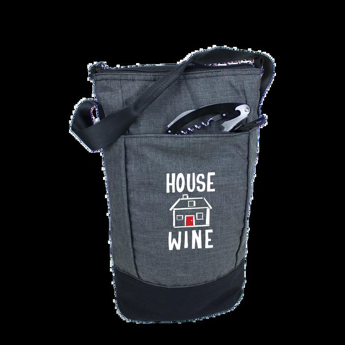 Urban Insulated 2 Bottle Wine Bag