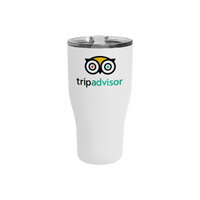 Large Stainless Steel Insulated Tumbler Thumb