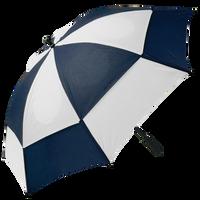 Navy/White Gemini Umbrella Thumb